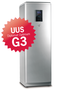 Maasoojuspump Thermia Diplomat Optimum G3